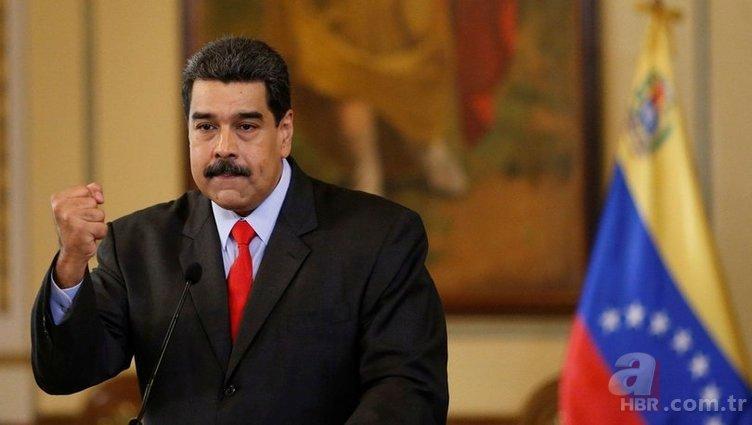 VENEZUELA'DAN TÜRKİYE ''HAMİ DEVLET OLSUN'' TEKLİFİ