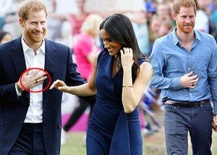 Meghan Markle ile Prens Harry'nin parmağındaki yüzüğün sırrı ortaya çıktı