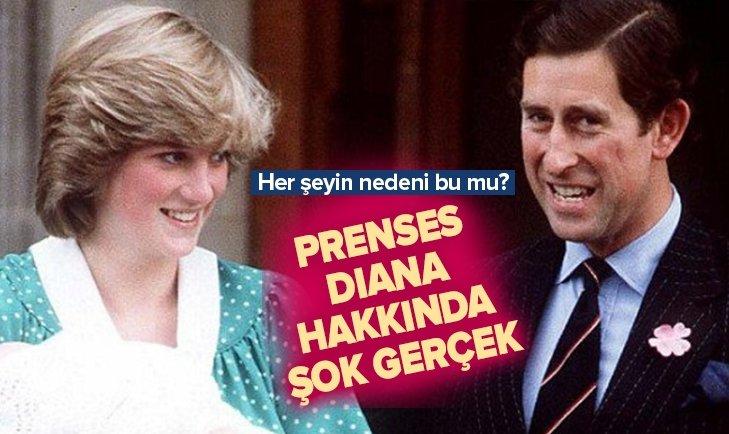PRENSES DİANA HAKKINDA ŞOK GERÇEK!