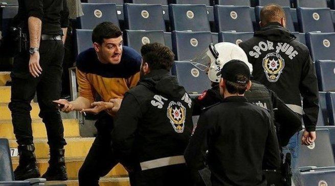 Olayların ardından gözaltılar var!