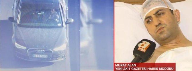 Murat Alan saldırının nasıl gerçekleştiğini A Haber'e anlattı