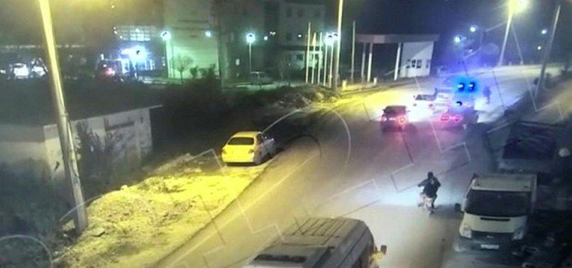 DRİFT ATAN SÜRÜCÜLERİ POLİS AFFETMEDİ