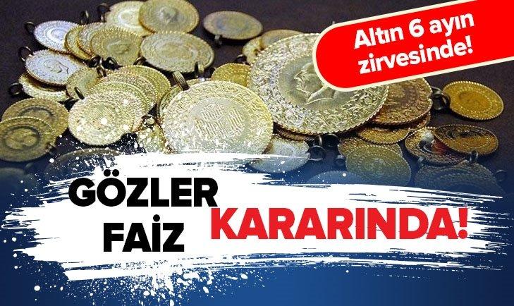 GRAM ALTIN 310 TL'Yİ AŞTI… 19 ŞUBAT ALTIN FİYATLARI!