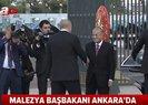 Son dakika: Başkan Erdoğan Malezya Başbakanı Mahathir Muhammed'i Külliye'de kabul etti |Video