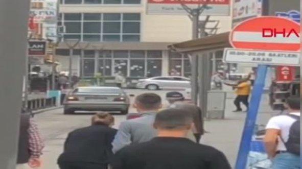 Ankara'da lokantaya silahlı saldırı!