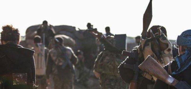 TESLİM OLAN YPG'Lİ 350 TERÖRİSTİ İSİM İSİM DEŞİFRE ETTİ