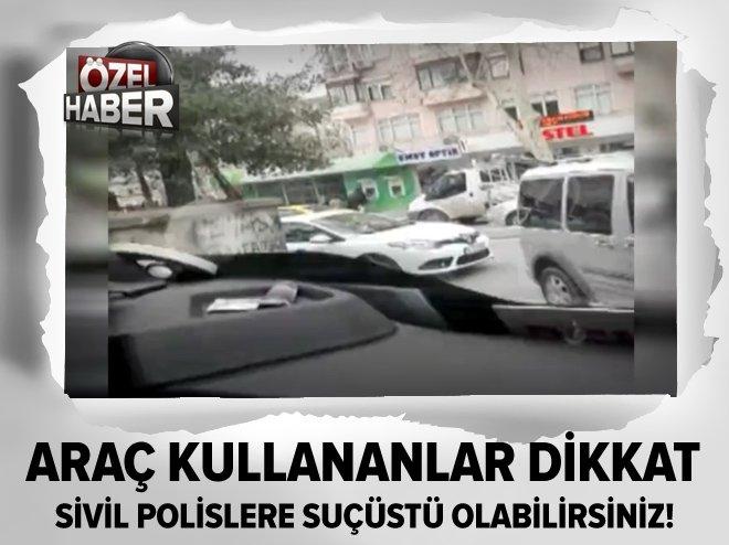 MİNİBÜSTE SİVİL POLİS VAR!