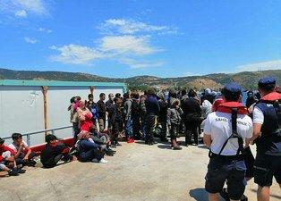 Türkiye Yunanistan'ın ölüme terk ettiği 72 sığınmacıyı kurtardı