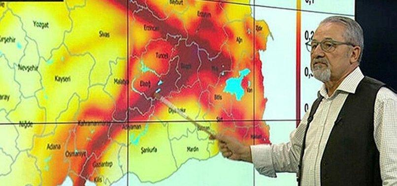 Prof. Dr. Naci Görür'den uyarı: Bu fay uzun zamandır enerji biriktiriyor