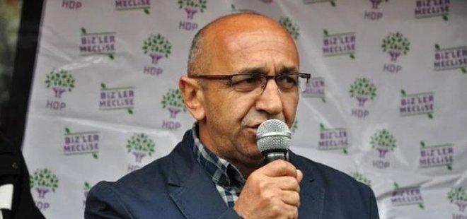 HDP'Lİ ALİCAN ÖNLÜ GÖZALTINA ALINDI
