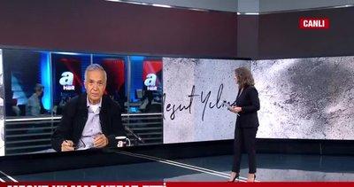 Sabah Gazetesi yazarı Yavuz Donat Mesut Yılmaz'ı A Haber'de anlattı
