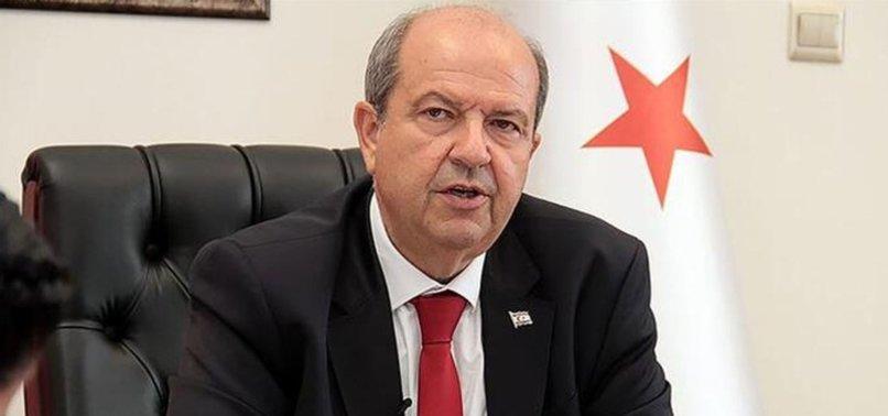 Son dakika: KKTC Cumhurbaşkanı Tatar: Kıbrıs'ta federasyon tuzaktır