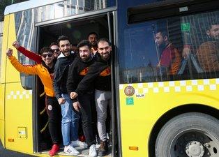 Fenerbahçe-Galatasaray derbisi öncesinde olay çıktı! 7 kişi gözaltına alındı