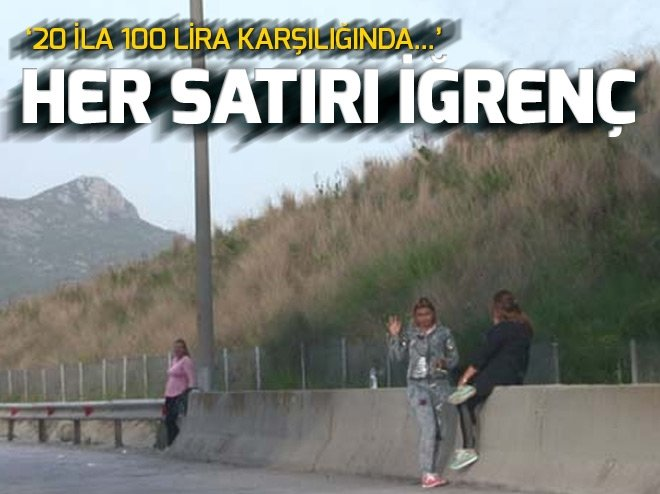 Adana'da sözleşmeli fuhuş!