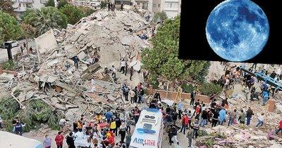 Depremi mavi ay mı tetikledi? Astrologlar yanıtladı