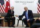 Trump: S-400 geriliminde Erdoğan'ın suçu yok, adaletsiz davranıldı