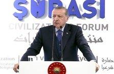 Erdoğan: Avrupa'da Türk demek Müslüman demektir