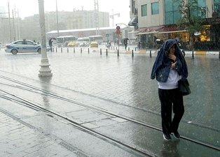 Meteoroloji uyardı… Yarın hava nasıl olacak? 20 Şubat İstanbul, Ankara, İzmir hava durumu!