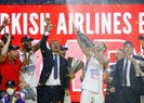 Anadolu Efes Euroleague şampiyonu oldu!