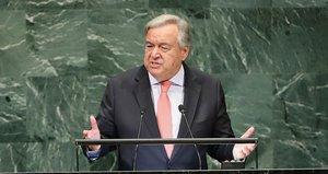 BM Genel Sekreteriden dünya liderlerlerine flaş çağrı