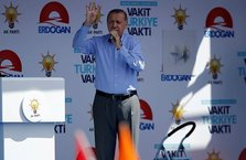 Cumhurbaşkanı Erdoğan'dan İnce'ye: Senin ne haddine