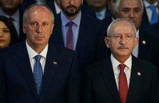 Kılıçdaroğlu ve İnce'den genel başkanlık için sürpriz isim!