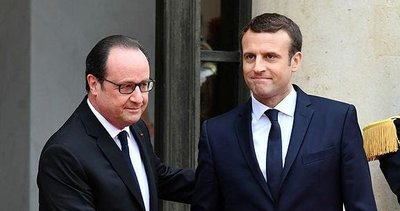 Fransa'nın eski Cumhurbaşkanı Hollande'den Müslümanlarla teröristleri bir tutmayalım mesajı