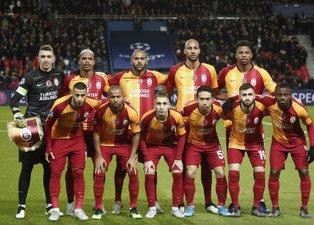 Galatasaray resmen dibi gördü!