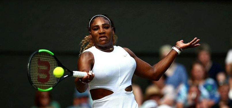 SERENA WİLLİAMS FİNALE YÜKSELDİ