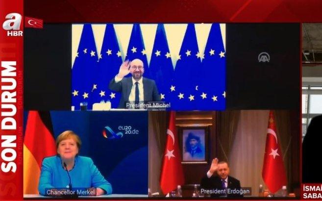 Başkan Erdoğan - Merkel görüşmesi Alman basınında geniş yankı buldu