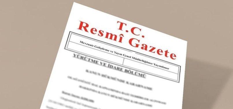 RESMİ GAZETE'DE YAYIMLANDI! TCMB'YE DEVREDİLDİ