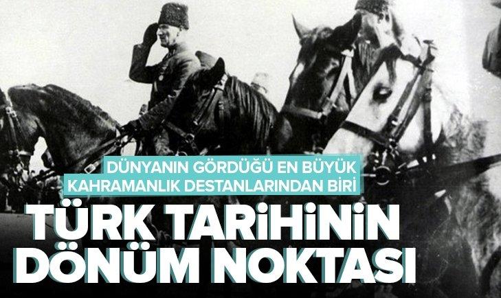 30 Ağustos Türk tarihinin dönüm noktası!