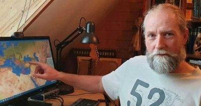 Son dakika... Deprem kahini olarak adlandırılan Frank Hoogerbeets'ten İzmir için uyarı! Birkaç gün içinde...