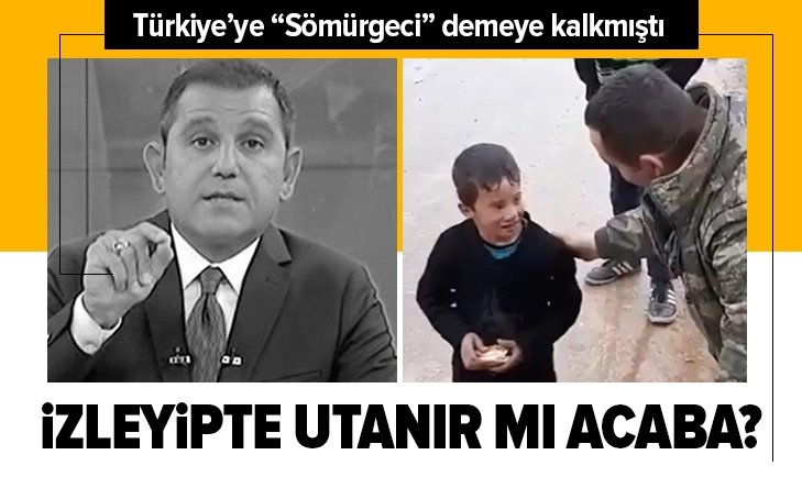 FATİH PORTAKAL İZLEYİP UTANSIN!