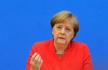 Merkel 'kara bir leke' olarak niteledi ve ekledi: Bu konu kapanmadı!