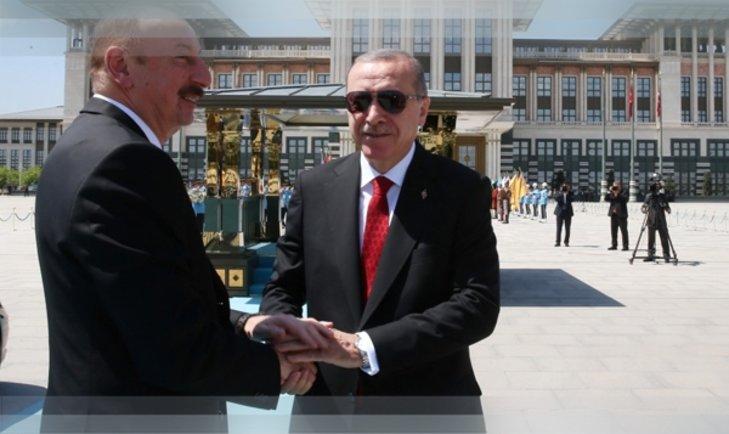 AZERBAYCAN'DAN TÜRKİYE AÇIKLAMASI