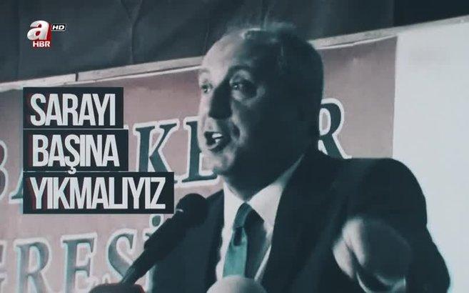 """Cumhurbaşkanı Erdoğan liderliğindeki büyük Türkiye vizyonu karşısında """"YAKIM EKİPLERİ!"""""""