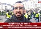 Sarı yelekliler yeniden Fransa sokaklarında