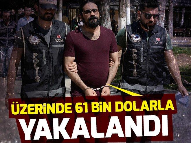 Adana ve İstanbul'da FETÖ operasyonu: FETÖ şüphelisi üzerinde 61 bin dolarla yakalandı