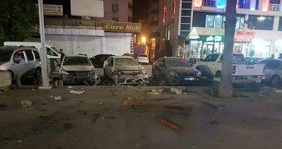 Şırnak'ta teröristlerden kalleş saldırı