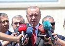 Başkan Erdoğan'dan net mesaj: Söyleyecekleri ne varsa söylesinler, lafla tehdit olmaz