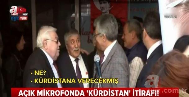 CHP'li Edremit Belediye Başkan Adayı Selman Hasan Arslan'ın 'Kürdistan' itirafına tepki yağdı!