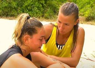 Survivor'da Aycan gözyaşlarına boğuldu: Olmuyor artık, bitti!