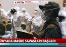 ANALİZ - Koronavirüs nedeniyle dünyada maske savaşları! Türkiye hem kendine yetiyor hem dünyaya |Video