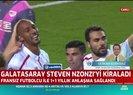 Son dakika: Galatasaray'dan KAP'a transfer açıklaması: Steven Nzonzi...  Video