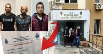İstanbul'da sahte belgelerle dev vurgun! Milyonları götürmüşler