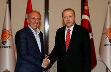 Muharrem İnce'den Cumhurbaşkanı Erdoğan'a telefon