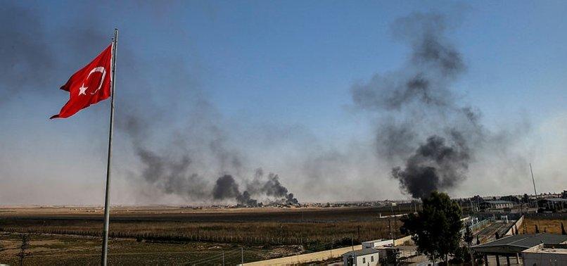 YPG/PKK'NIN İKMAL İÇİN KULLANDIĞI YOL KESİLDİ