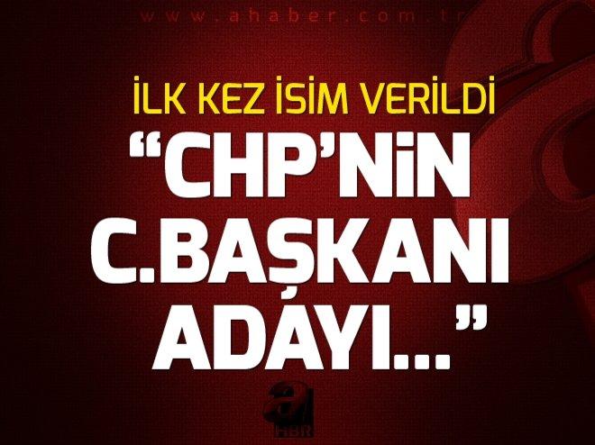 CHP'nin cumhurbaşkanı adayı kim olacak? İsim verildi...