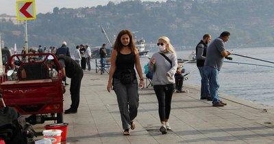 İstanbul'da şaşırtan görüntü! Koronavirüse rağmen...